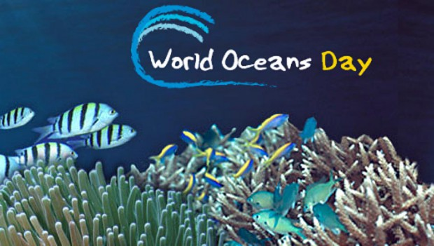 World Oceans Day - June  08