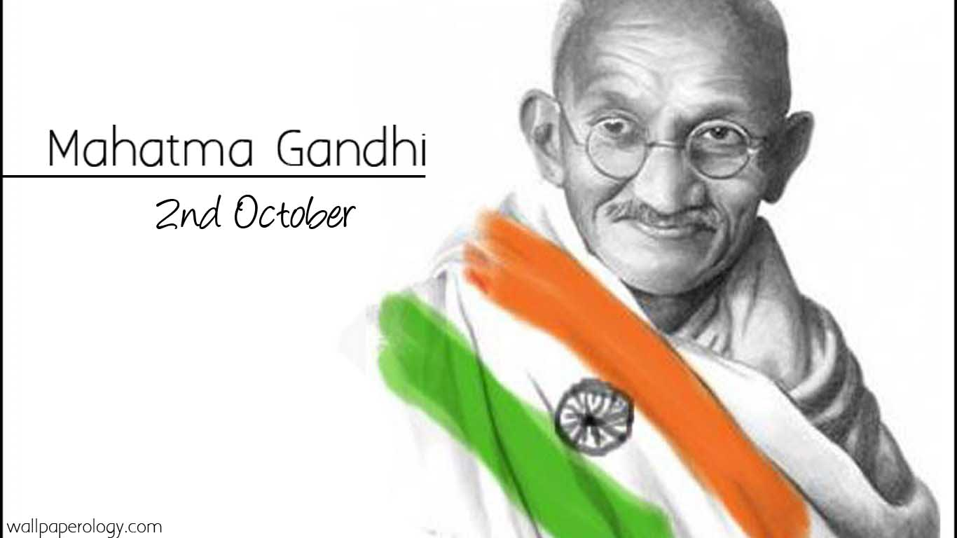 about mahatma gandhi in english essay