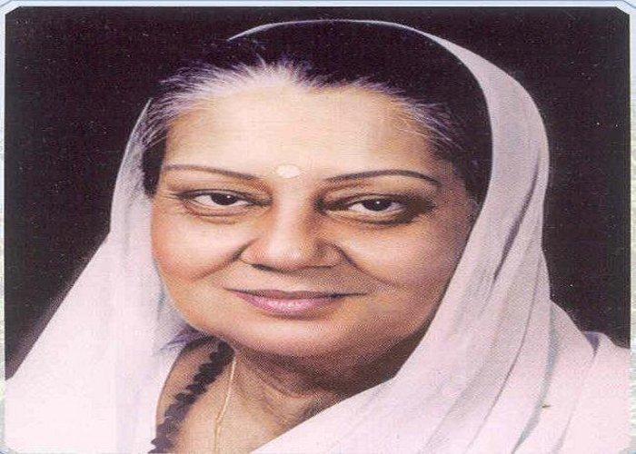 Image result for 'भारतीय जनता पार्टी' की प्रसिद्ध नेता विजयाराजे सिंधिया