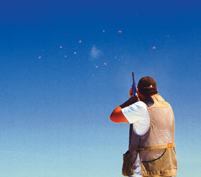 Trap Shooting  (Shotgun Shooting Sports)