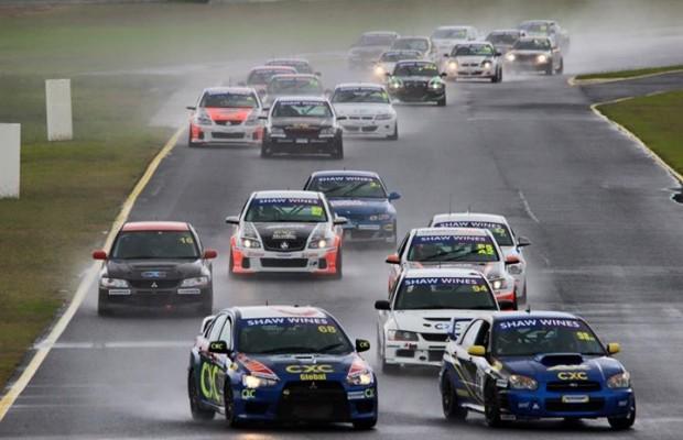 Production car racing