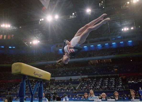 The Vault (Gymnastics)