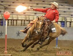 Cowboy Mounted Shooting (Pistol Shooting Sports)