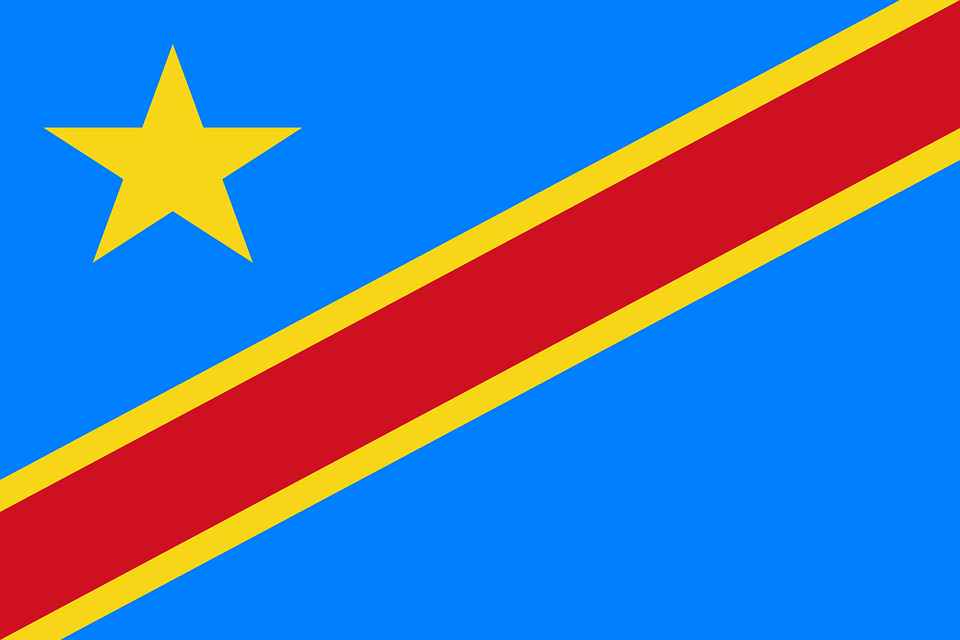 Congo, Democratic