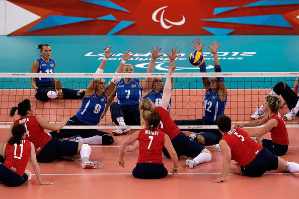 Sitting (Paralympic) Volleyball